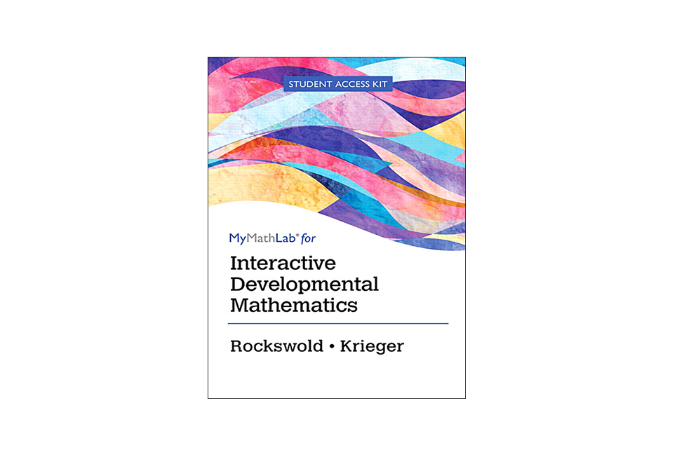 Interactive Developmental Math Rockswold Krieger